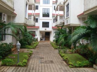 Fully furnished - Two Room Appt. in Calangute, Goa - Calangute vacation rentals