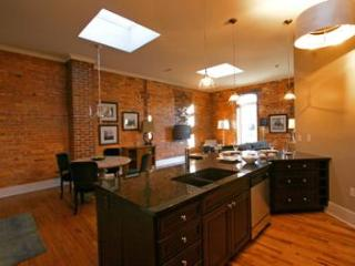 Luxurious Loft in the Heart of Downtown Asheville - Asheville vacation rentals