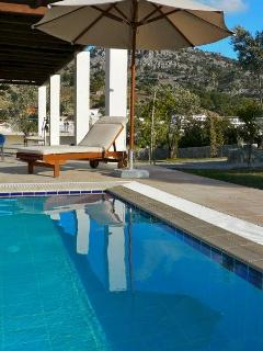 Charming Villa in Lindos with Grill, sleeps 6 - Lindos vacation rentals