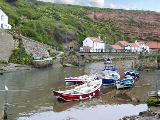 THE COTTAGE, BECKSIDE, family friendly, with a garden in Staithes, Ref 978 - Staithes vacation rentals
