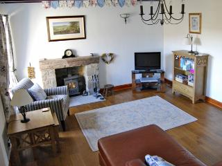 SWEET PEA COTTAGE, pet friendly, character holiday cottage, with a garden in Redmire, Ref 4009 - Redmire vacation rentals
