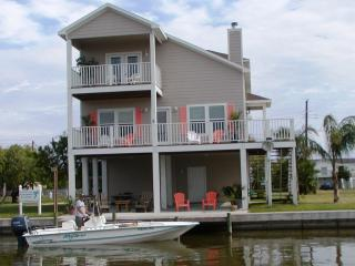 Coastal Class Waterfront Fishing, Beach, Private Pool - Rockport vacation rentals