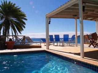 Shell Villa - 3 Bedroom Luxurious Oceanfront Villa - Falmouth vacation rentals