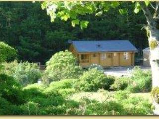 Willow Lodge - Willow Lodge, Cill-Mhoire Self Catering Lodges - Isle of Mull - rentals