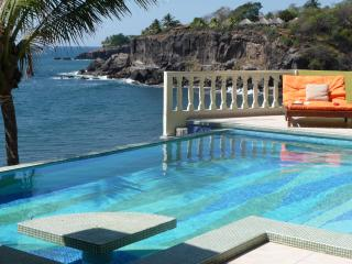 Luxurious Beach Front Bed  Breakfast & Spa - Puerto de la Libertad vacation rentals