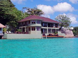 Sea Star - Port Antonio 5 Bedroom Oceanfront - Port Antonio vacation rentals