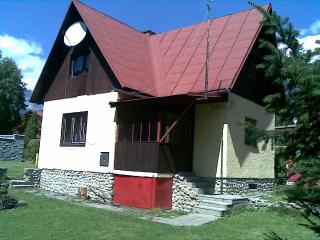 Chata Rebeka, Stara Lesna. Tatras holiday cottage - Stola vacation rentals