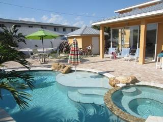 Vacation beach home just a few steps from your front door. - Satellite Beach vacation rentals
