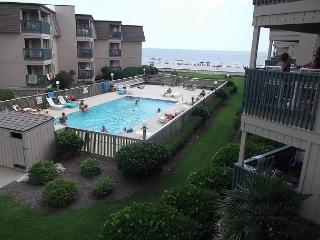 Peaceful Ocean View!  2 Bed/2 Bath-A Place at the Beach III Unit#B2B - Myrtle Beach vacation rentals