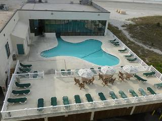 Corner Oceanfront unit with great views@ Sands Beach Club #628 - Myrtle Beach vacation rentals