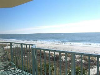 Great View, Ocean Front Property @ Beach Club III North Myrtle Beach SC - Myrtle Beach vacation rentals