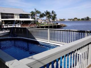 6 Bedroom-6 Bath- Intracoastal and Dock and Pool - Chicago vacation rentals