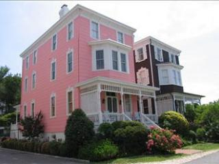 5 BR/5 BA House in Cape May (The Pink Cottage 42945) - Cape May vacation rentals