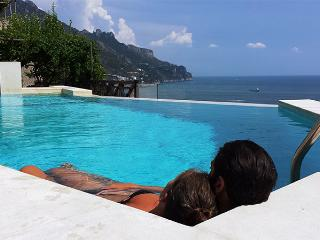 Limone - Sea View - pool - terrace with BBQ - Ravello vacation rentals