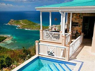 Palm Vista: 1 of the Top 10 Villa Views in World! - Cruz Bay vacation rentals