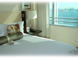 View from Bedroom - ~~Sophisticated Ocean View w/ Balcony Conrad Miami - Coconut Grove - rentals