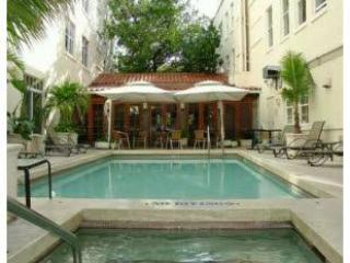 View of the Pool - THE MERCURY TWO BEDROOM SUITE-SOUTH BEACH - Miami Beach - rentals