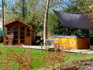 THE SCHOOLHOUSE BREWHOUSE, family friendly, country holiday cottage, with hot tub in Bishops Castle, Ref 4140 - Bishops Castle vacation rentals