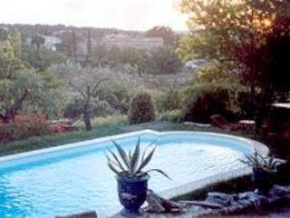 Swimmingpool (shared) - Uzes & Pont du Gard : 2 Gites +swimmingpool+river - Collias - rentals