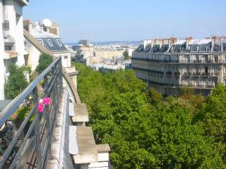 Trocadero/Arc de Triomphe-Elegance, Views, A/C - Ile-de-France (Paris Region) vacation rentals