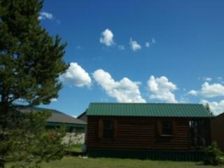 COZY CABIN ~ 1 BEDROOM - Image 1 - Island Park - rentals