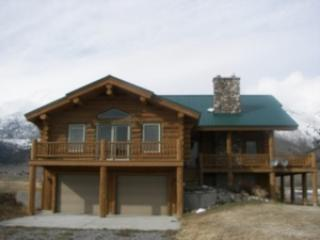 HENRY'S LAKE FRONT CABIN ~ 4 BEDROOMS - Image 1 - Island Park - rentals