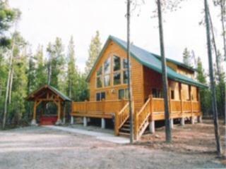 HUCKLEBERRY INN ~ 3 BEDROOMS  WITH LOFT - Image 1 - Island Park - rentals