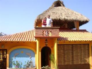 Casa Las Conchas:Beautiful & Romantic 2 bedrm home - Sayulita vacation rentals