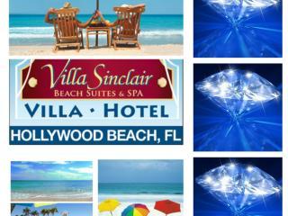 #1 Best Hollywood Beach Villa Hotel 3 Diamonds AAA - Hollywood vacation rentals