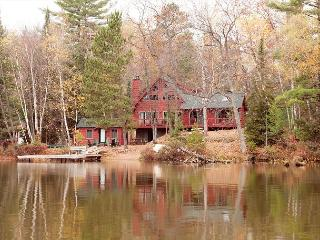 The Loon Bay Escape Private Vacation Rental Home - Eagle River vacation rentals