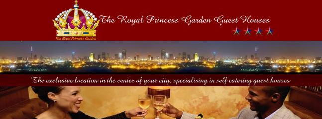 The Royal Princess garden - The Royal Princess Garden in Fourways - Johannesburg - rentals