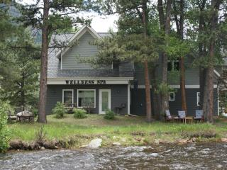 Discount prices for APRIL- Relax in our LUX home! - Allenspark vacation rentals