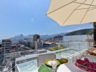 ARPOADOR - 2 Bedrooms 5Star Tri-Plex Penthouse - Rio de Janeiro vacation rentals