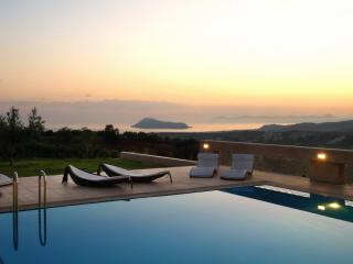 Villa AnnaNiko Chania Crete Luxury - Amazing views - Heated pools - Afrata vacation rentals