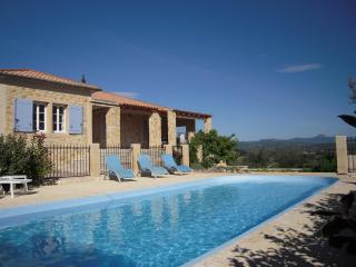 Villa La Bacchante  Rasteau, Vaison-la-Romaine - Orange vacation rentals