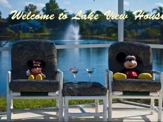 Stunning Lake View House 2mls to Disney,games room - Kissimmee vacation rentals