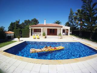 VILLA  with Large Gardens, Heated Pool and Jacuzzi - Lagos vacation rentals
