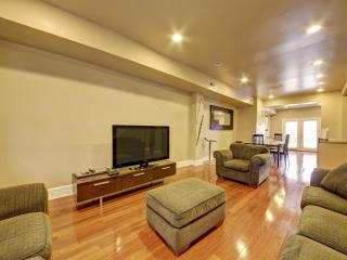 Modern Charm,Roomy 4/3+ Suites,Parking,You're home - Washington DC vacation rentals