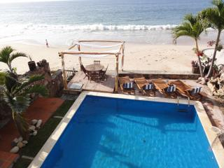 Beachfront Luxury Villa best area of P. Vallarta - Yelapa vacation rentals