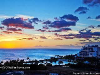 Exclusive 15th Floor Penthouse. Best Ocean View! - Kapolei vacation rentals