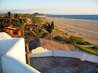 Osprey San Pedrito beachfront  stunning views surf - Todos Santos vacation rentals
