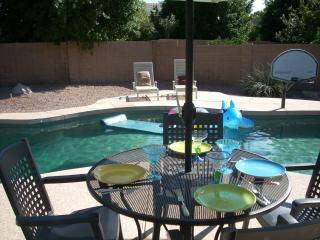 Sunny Arizona heated pool-spa-Glendale-Peoria - Phoenix vacation rentals
