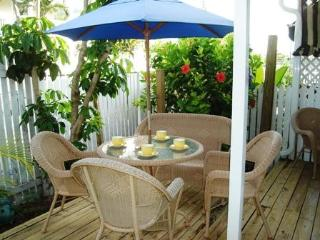 Artist Cottage in Truman Annex - Key West vacation rentals