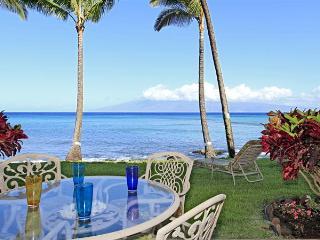 Romantic Oceanfront 1BDRM-New Remodel-Noelani 108 - Lahaina vacation rentals