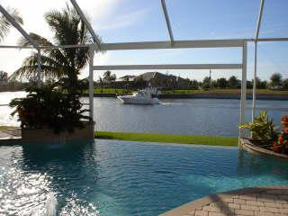 Villa Retreat Vacations Infinity - Gulf Access - Cape Coral vacation rentals