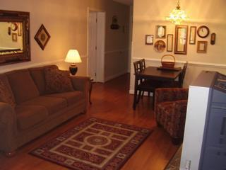 Living Room - Gatlinburg Chateau -3 Bedroom Condo (405) - Gatlinburg - rentals
