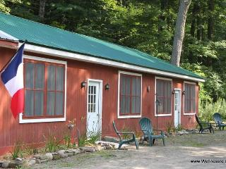 Beautiful Riverfront Adirondack Style Cabin - Taberg vacation rentals