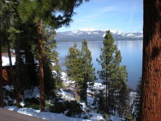 Lake Tahoe Lakefront  Condo w/Panoramic Views - Tahoe City vacation rentals