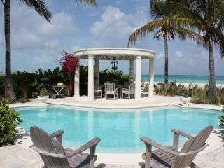 This is the ultimate villa for chic, sophisticated Caribbean living- starting with the spectacular setting on Grace Bay Beach. P - Grace Bay vacation rentals