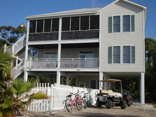 Military,police/fire discounts-free pool heat - Saint George Island vacation rentals